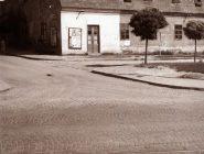 Nagy Jenő utca villamossal