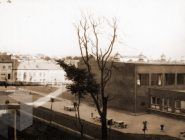 Petőfi utca és a II. gyakorló iskola