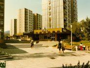 Szigeti városrész, Pizsama-házak