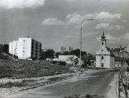 Xavér templom, 1975