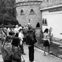 A Pécsi Vidámpark az 1980-as években. Laufer László fényképei