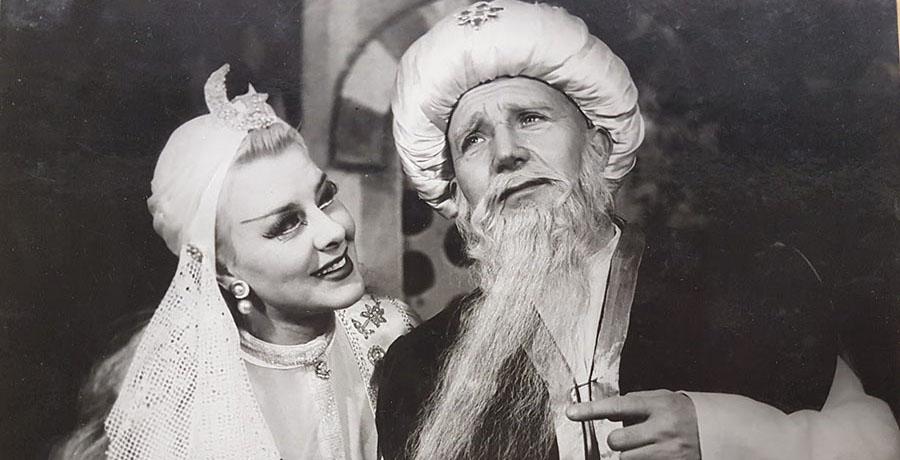Marxista jellemfejlődés egy romantikus operettben – Gül baba, PNSz, 1954-es évad