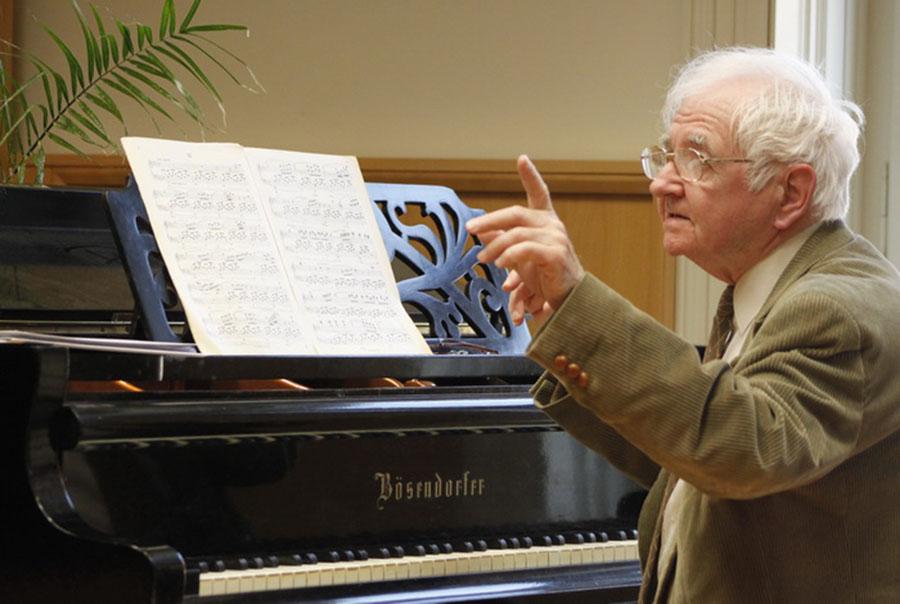 Bánky József 50 éve tanít (Forrás: Bánky József magángyűjteménye)
