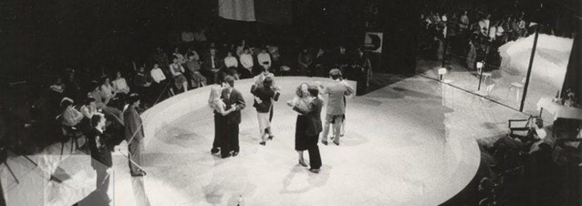 Örkény István: Forgatókönyv. Bemutató: 1984. november 2. (PHSz archívum)