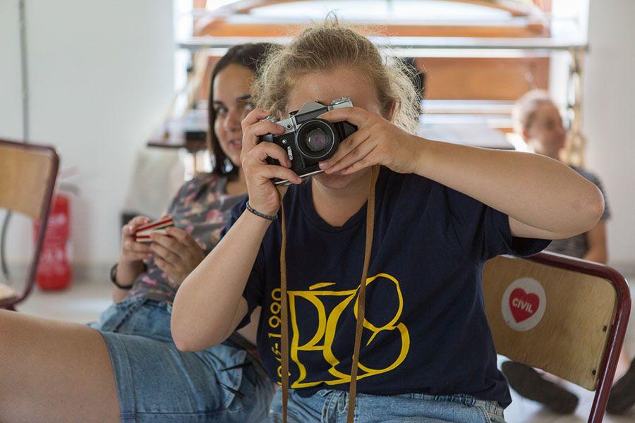 Beszámoló: Pécs8 tábor. Reggeli, 2018. május 28–31.
