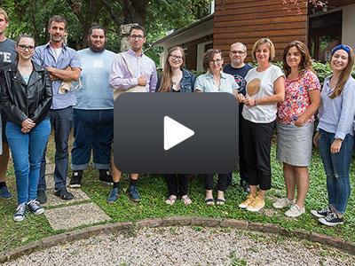 Pécs8 kutatótábor, PécsTV Híradó (2020.07.03.)