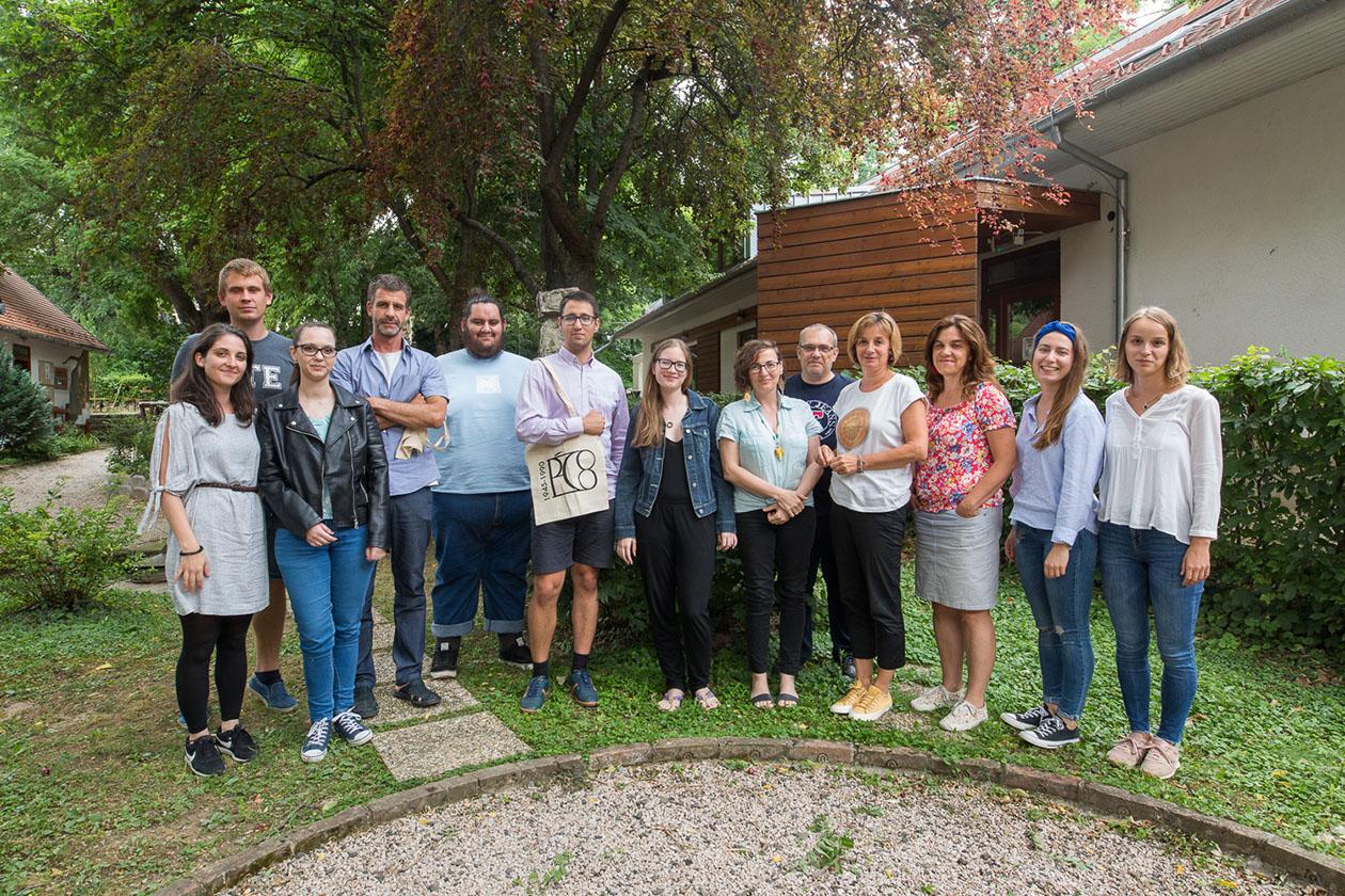 Beszámoló – Pécs8 kutatótábor 2020